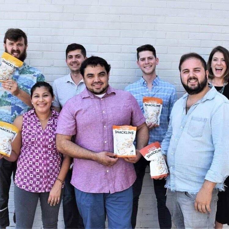 Snacklins+Snack+Chip+Food+Brand