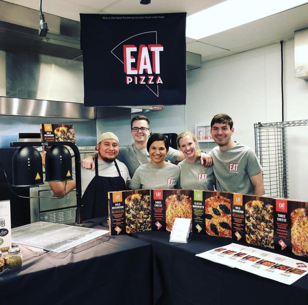 Eat+Pizza+Team