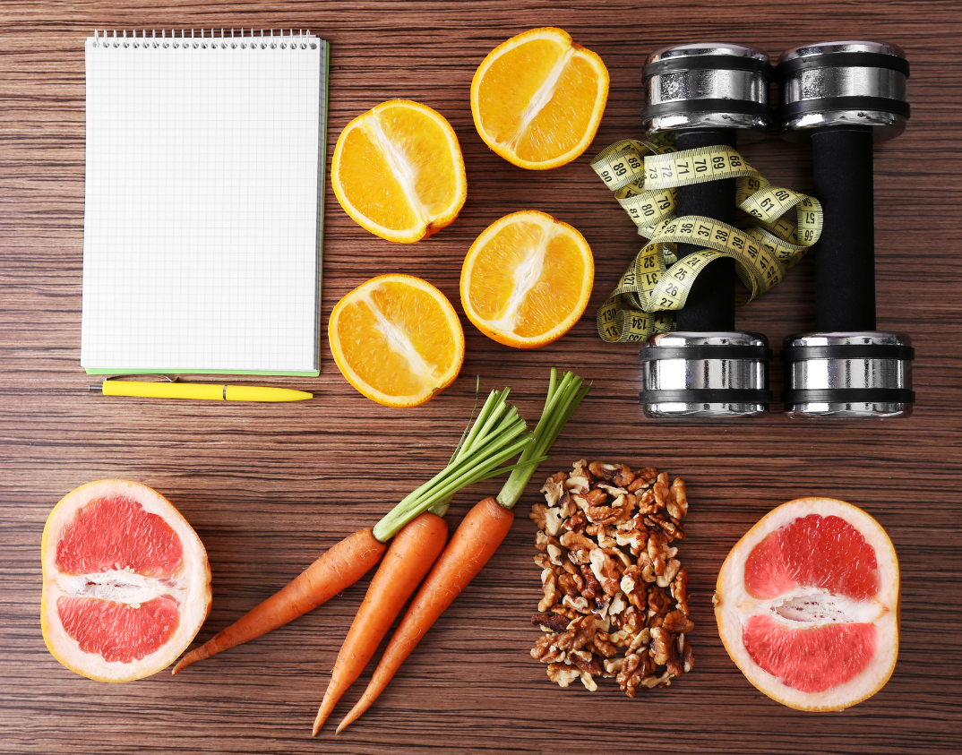 How Food Fuels Your Workout