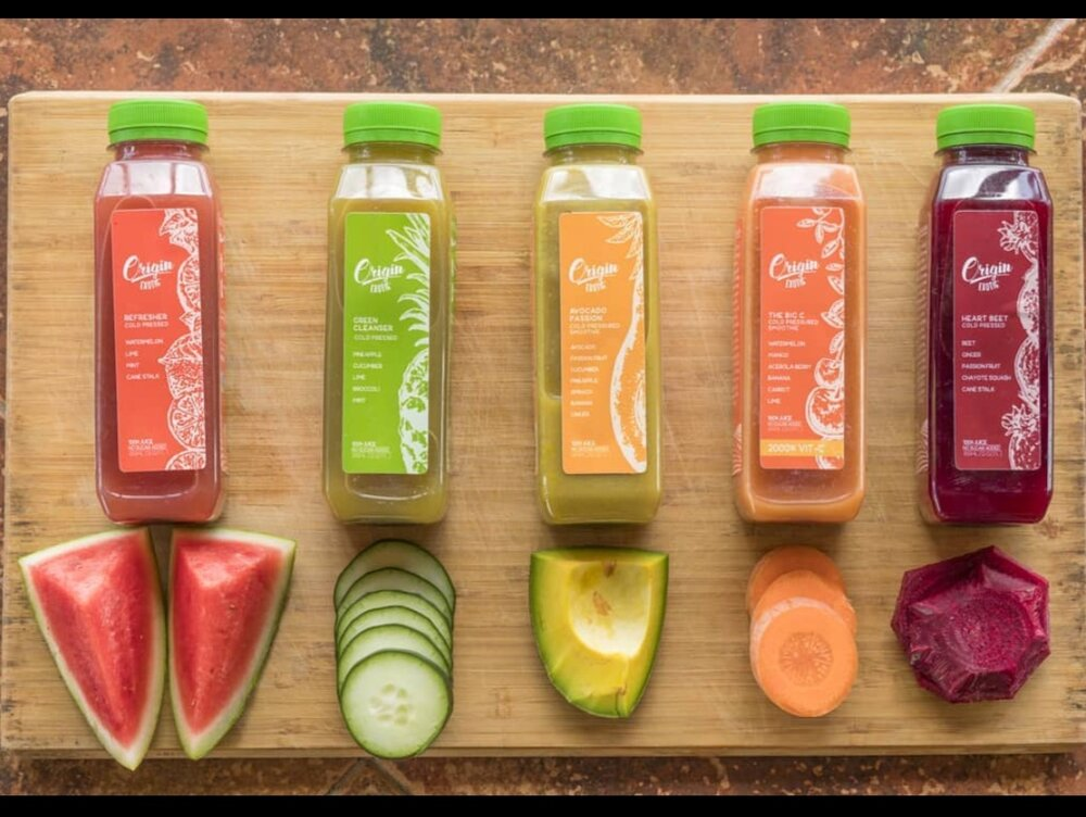 Caribe Juice Launches New Line of Juices