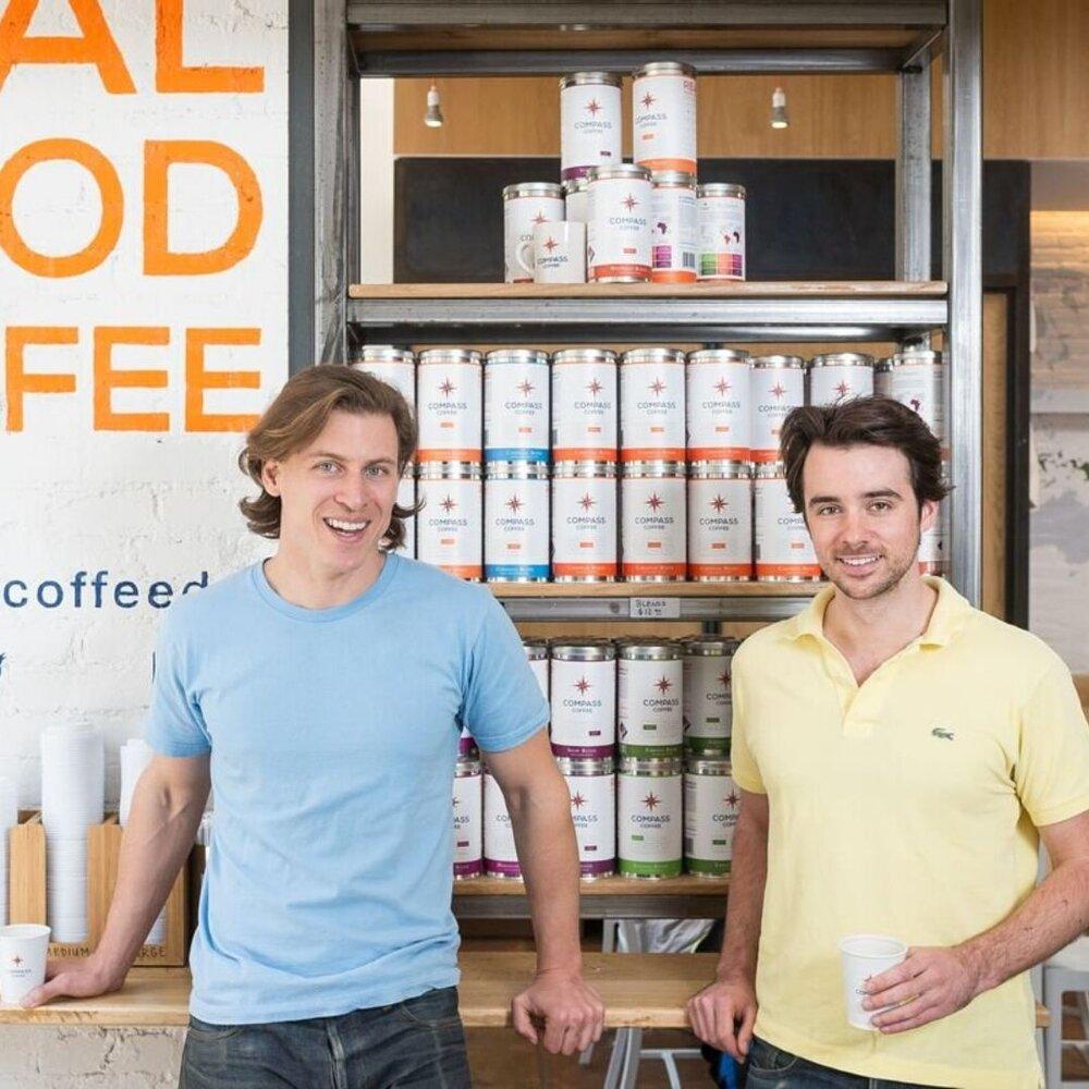 Meet the Maker: Compass Coffee
