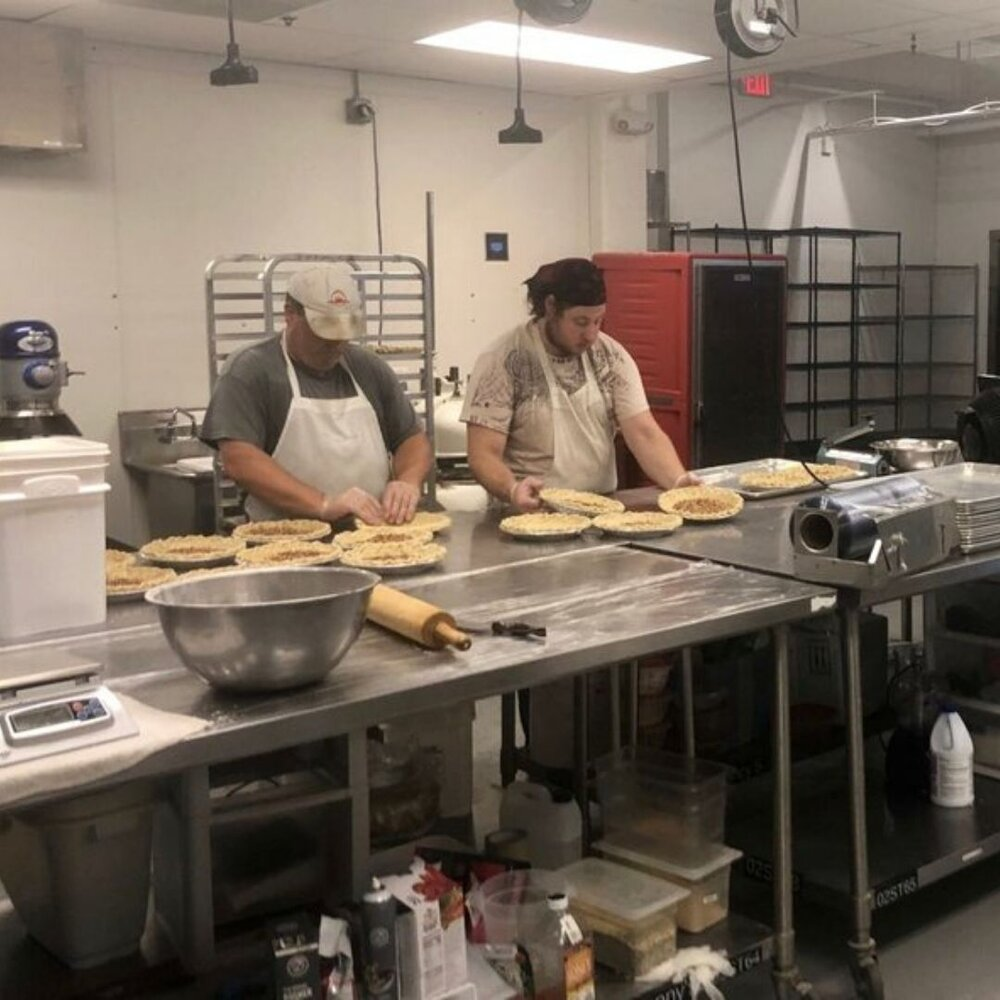 Lord of the Pies Dessert Kitchen Crafting Baking Space Commerical Local Business Product Launch Washington DC Compressed