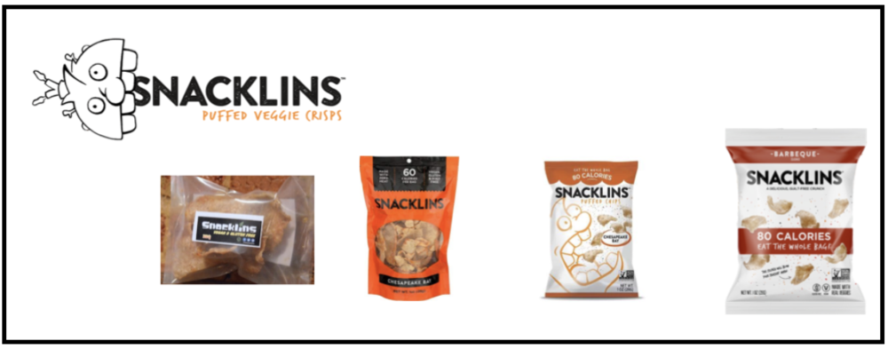 How Snacklins is Winning the Snack Category through Manufacturing