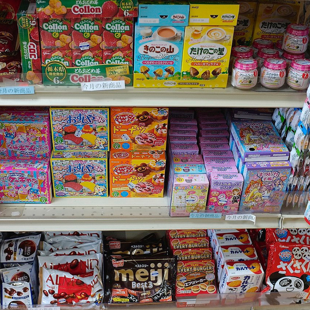 Olympic Snacks: Japanese CPGs that take the gold