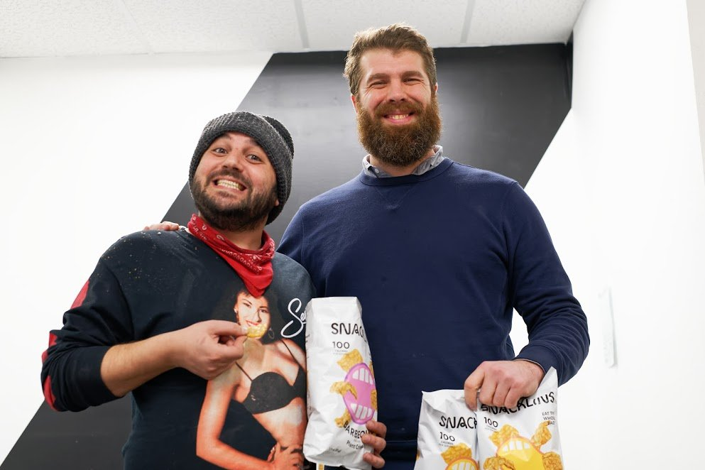 Snacklins: How A Bar Bet Launched A National Snack Food Craze