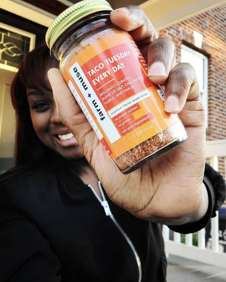 Keep it Spicy With Farm + Muse's Debut Seasonings
