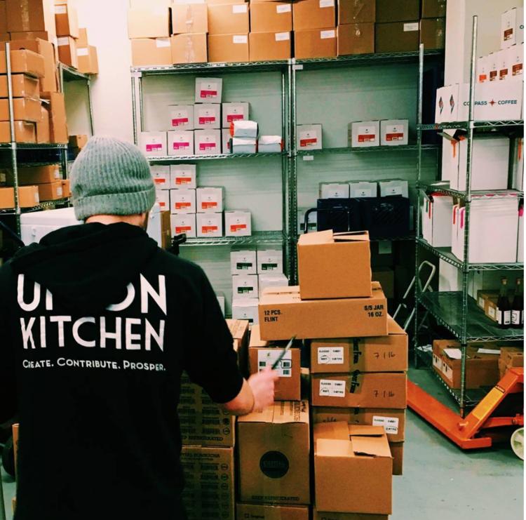 Union Kitchen Distribution Inventory