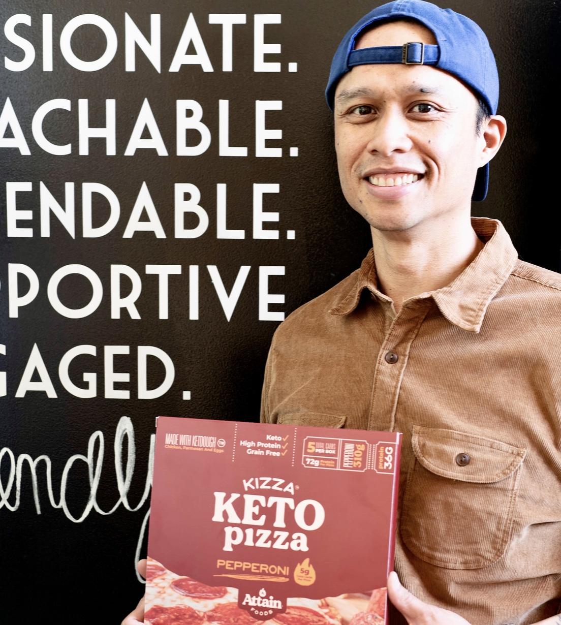 Keep The Pizza, Slice The Carbs